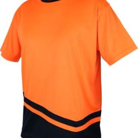The Work-Guard Peak Performance T Shirt is a polyester, 135gsm hi vis tee. S - 5xl. 4 colours. Great branded hi vis performance tees from Workguard.