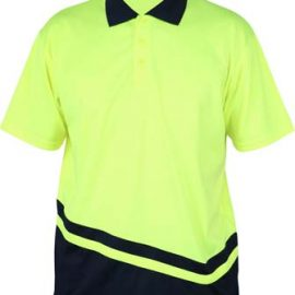 The Work-Guard Peak Performance Safety Polo is a polyester, 135gsm, driwear hi vis polos.  4 colours.  S - 5XL.  Great branded hi vis polos from Work-Guard.