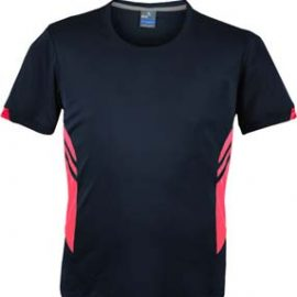 The Aussie Pacific Mens Tasman Tee is a 150gsm, 100% polyester tee. 29 colours. S - 5XL. Snag resistant. Great branded tees from Aussie Pacific.