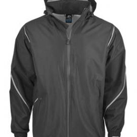 The Aussie Pacific Mens Buffalo Light Weight Jacket is a water repellent jacket with reflective tape.  5 colours.  Womens available.  Great branded jackets from AP.