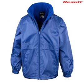The Result Core Youth Dri Warm & Lite Jacket is a relaxed fit, StormDri polyester outer with microfleece inner. 6 colours. Great branded jackets.