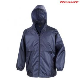 The Result Core Adult Windcheater Jacket is a relaxed fit, polyester, unlined jacket.  5 colours.  S - 3xl.  Great branded windbreaker jackets.