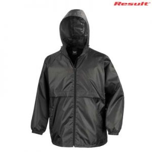 The Result Core Adult Lightweight Jacket is a relaxed fit, Stormdri outer, lightweight jacket. Black or Navy. S - 5XL. Great branded lightweight jackets.