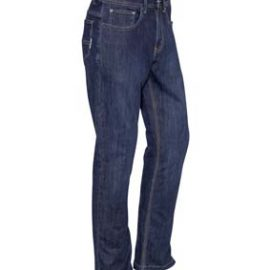 The Syzmik Stretch Denim Work Jeans is a 99% cotton, 283gsm work jeans.  72 - 132.  Blue.  Great branded denim jeans and workwear from Syzmik.