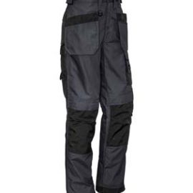 The Syzmik Ultralite Multi Pocket Pant is a 65% polyeser, 35% cotton ripstop pant with cordura patches.  4 colours.  Great pants and workwear from Syzmik.