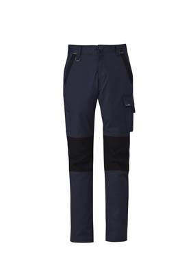 The Syzmik Streetworx Tough Pant is a polyester/cotton tough work pant. 4 colours. 72 - 132. Great tough pants and Streetworx workwear from Syzmik.