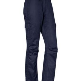 The Syzmik Womens Rugged Cooling Pant is a square weave cotton ripstop, 240gsm pant.  Venting.  4 colours.  4 - 24.  Great womens work pants from Syzmik.