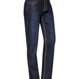 The Syzmik Womens Stretch Denim Work Jeans is a 99% cotton, 283gsm work jeans. 4 - 24. Blue. Great branded denim jeans and workwear from Syzmik.