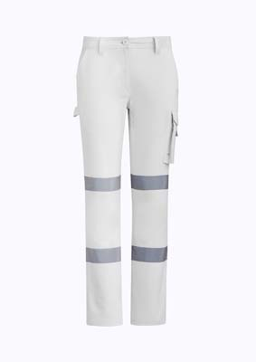 The Syzmik Womens Bio Motion Taped Pant is a 280gsm, cotton drill work pant. Bio Motion. 8 - 24. Great taped pants and workwear from Syzmik.