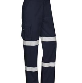 The Syzmik Bio Motion Taped Pant is a 280gsm, cotton drill work pant.  Bio Motion.  72 - 132.  Great taped pants and workwear from Syzmik.