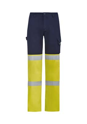 The Syzmik Bio Motion Hi Vis Taped Pant is a 240gsm, cotton drill work pant. Bio Motion. 72 - 132. Great taped pants and workwear from Syzmik.