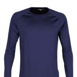 The Aurora Sports Kids Stadium Long Sleeve Tee is a 150gsm, 90% polyester, long sleeve tee. 3 colours. 4 - 14. Great branded long sleeve performance tees.