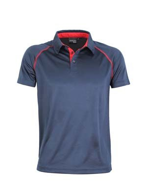 The Aurora Sport Kids XT Performance Polo is a 150gsm polyester performance polo. 11 colours. 6 - 14. Great branded performance polos.