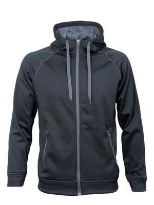 The Aurora Sport Kids XT Performance Zip Hoodie is a 270gsm polyester performance hoodie. Black or Navy. 6 - 14. Great branded performance hoodies.