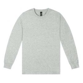 The Cloke Mens Loafer Long Sleeve Tee is a 100% ringspun cotton, 220gsm long sleeve tee. 4 colours. S - 5xl. Great branded long sleeve tees.
