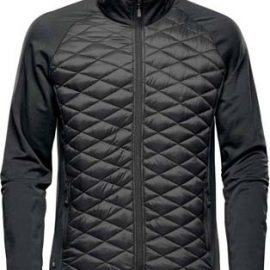 The Stormtech Mens Boulder Thermal Shell is an ultra lightweight thermal shell jacket. 2 colours. S - 5XL. Great winter thermal jackets from Stormtech.