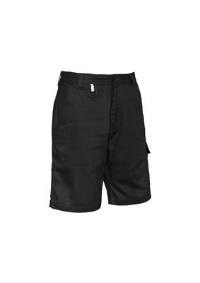The Syzmik Rugged Cooling Vented Short is a 100% square weave cotton ripstop. 240gsm. 4 colours. 72 - 132. Great shorts and workwear from Syzmik.