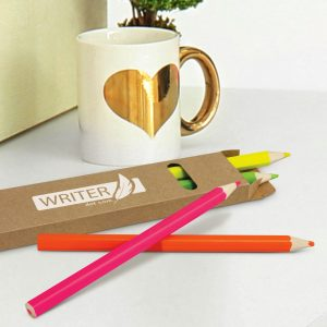 The TRENDS Highlighter Pencil Pack is a 4 pack of coloured jumbo highlighter pencils.  Great branded coloured pencils from TRENDS.