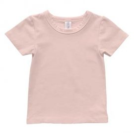 The Baby Blanks Baby Tee is ideal for printing and embroidering on. Size 0 - 3 months to 6 - 12 months. 7 colours. Great quality, printable baby clothes.