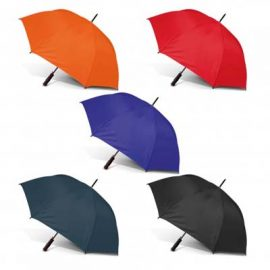The PEROS Pro-Am Umbrellas is an affordable, large 8 panel umbrella. In 5 colours. Print or Digital Transfer branding available.